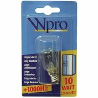 Koelkastlampje E12 10W 230Vac