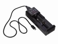 Lader voor NiMH/NiCd/LI-ION/Li-FePo4 batterij