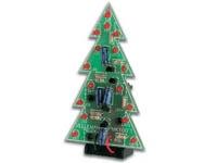 kerstboom met knipperleds
