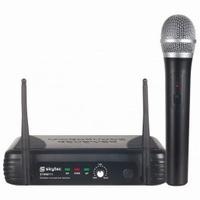 Draadlose microfoon 1-kan.