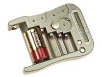 Batterij Tester met LCD schermpje