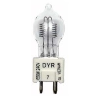 Lamp DYR 230V 650W