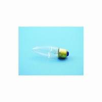 Kaarslamp E27 15W helder