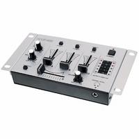 4-Kanaals stereo mengpaneel