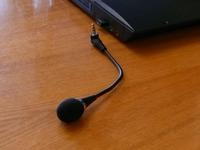 LapTop mini zwanehals micr.