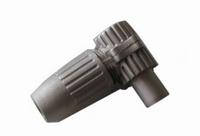 Coax plug female Class A