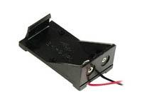 Batterijhouder 9-Volt blok