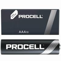 Duracell Procell AAA 10stuks