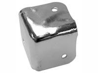 Hoekbeschermer chrome metaal