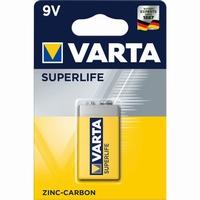 9-Volt blokbatterij Zinc-Carbon
