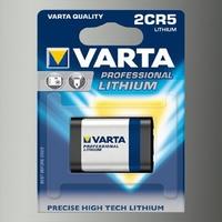 2CR5 Litium batt. VARTA