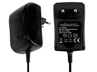 Adapter 5Vdc 2,1Amp.