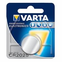 CR2025 Litium 3V