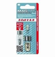 2-cell C & D  Lampje Maglite