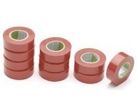 Isolatie tape PVC rood 10mtr.