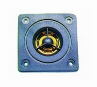 Dome tweeter 8-Ohm vierkant