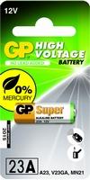 Batterij 23AE/V23GA 12V