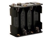 Batterijhouder 8xAA