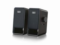 Ewent 2.0 Speaker-set zwart