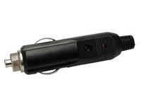 Auto aansteker plug 3 Amp.