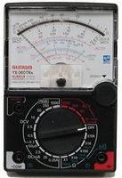 Analoge Multimeter Alcron  AC-360