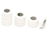 Isolatie tape PVC wit 10mtr.