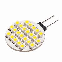 G4 Ledlamp 1,5W 12Vdc 24-leds