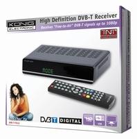 DVB-T HD-Receiver digitale TV