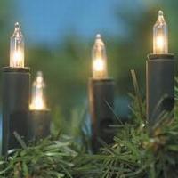 Kerstlampjes ketting 20stuks wit