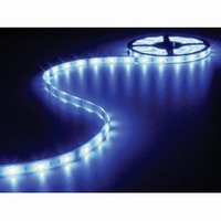 Led strip 5mtr blauw 300 led's 12Vdc
