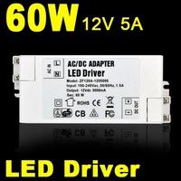 Led Driver 12Vdc 60Watt