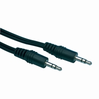 2.5mm stereo <> 2,5mm stereo 1,0mtr.
