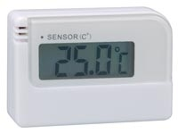 Digitale min thermometers 2-stuks