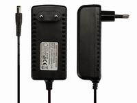 Adapter 12Vdc 3.0Amp.