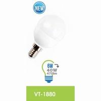 LED Kogel-Lamp E14 5,5Watt