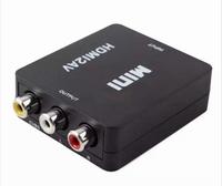 HDMI to AV Composiet/audio 3xRCA