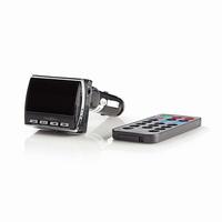 Auto MP3 FM zender met afstandsbediening