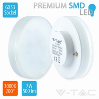 Led GX53 lamp 7Watt