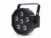 RGBW LED PAR 6 x 4Watt