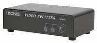 2 Port VGA Splitter active