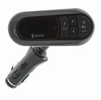 Bluetooth 12 V FM transmitter met microfoon