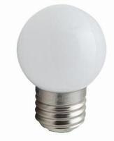 Led kogellamp E27  warm wit