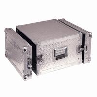 Flight-case 8U aluminium