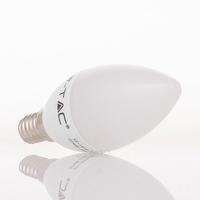 LED Kaars-Lamp E14 4Watt WW