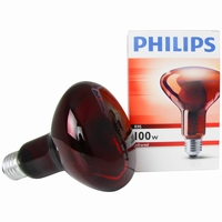 Infrared lamp E27 100Watt