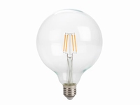 Globe G125 filament LED-lamp E27 4 watt