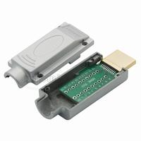 HDMI stekker los soldeerbaar