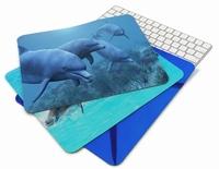 Gaming Mouse mat (dolfijn)