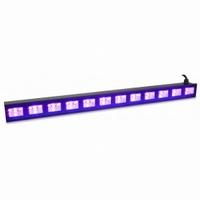 Blacklight UV LED-verlichting 12x3Watt