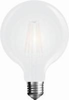 Globe G95 filament LED-lamp E27 7W mat